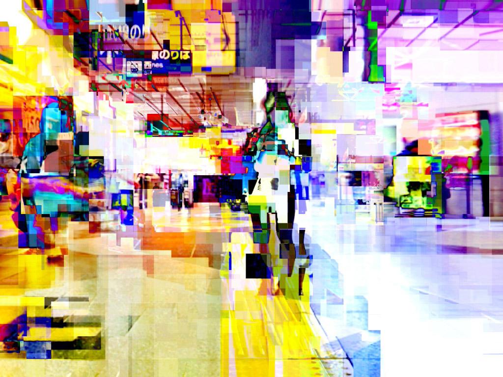 VSNSVSNS Tokyo Glitch Future #2