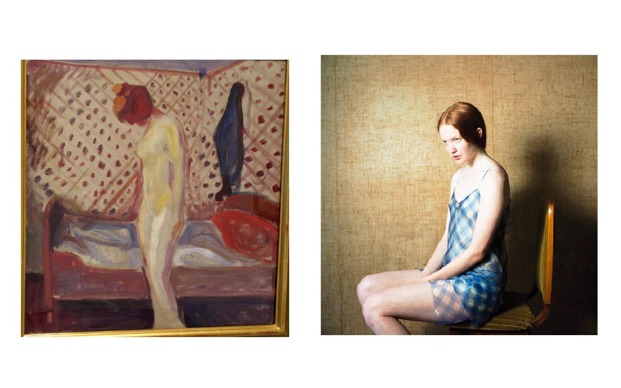 Edvard Munch Fashion #1