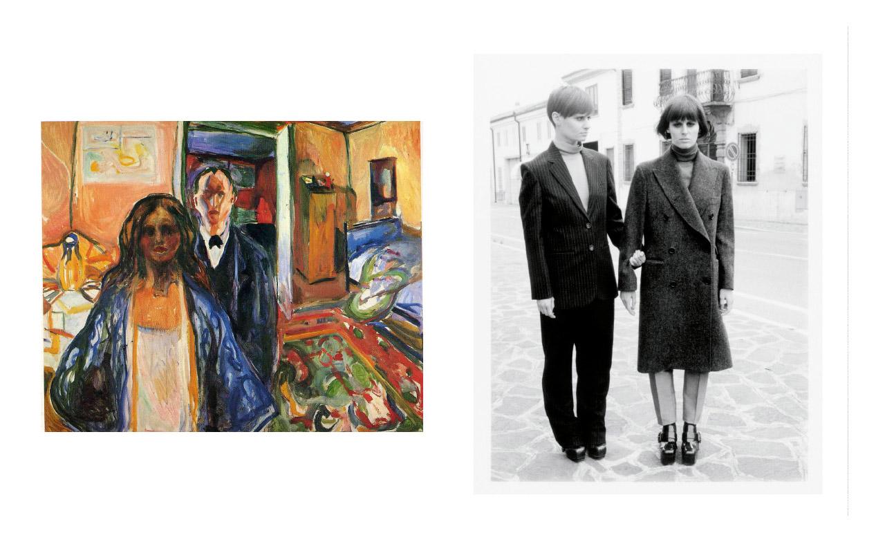 Edvard Munch Fashion #3
