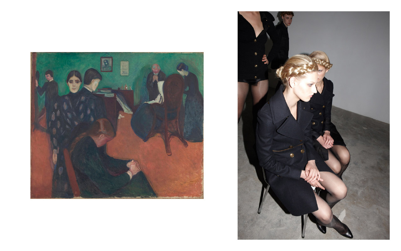 Edvard Munch Fashion #5