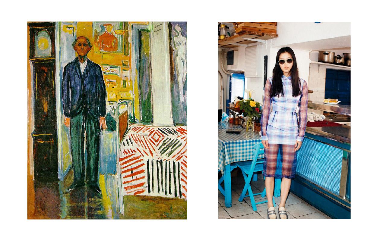 Edvard Munch Fashion #7